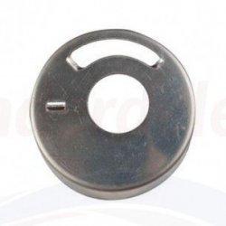 Nr.7 - 6E0-44322-02 - Binnen behuizing waterpomp | Cover inner water pump buitenboordmotor