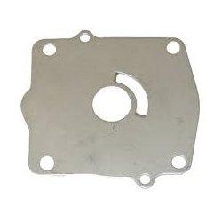 Nr.34 - 6E5-44323-00 Plaat, waterpomp Yamaha buitenboordmotor