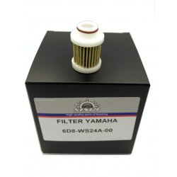 Yamaha F115 HP petrol filter F50-06. Order number: REC6D8-WS24A-00. L.r.: 6D8-WS24A-00