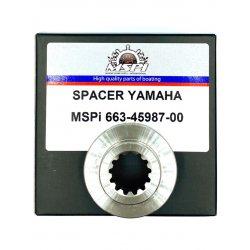 40XMH/40XE, 55ED/40/50 HP, 55ET spacer (spacer ring prop.) . Order number: REC663-45987-00. L.r.: 663-45987-02-00, 663-45