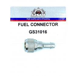 65750-95501 - Brandstofstekker 9.9-140 pk (10mm slangaansluiting) Suzuki buitenboordmotor