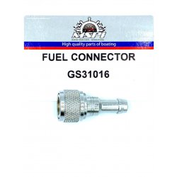 65750-95501 - Fuel Connenctor 9.9-140 hp (10mm hose connection) Suzuki outboard engine