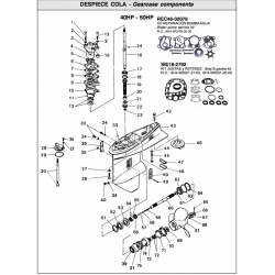 Nr.7 Outer plate - 663-44323-00-00