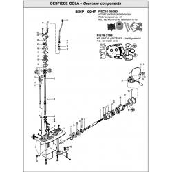 R.O. 692-W0078-00-00 - Water pump service kit